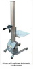 ALUMINUM DC POWERED QUICK LIFT -- HPEL-100-A