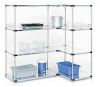 Galvanized Steel Sold Shelving -- T9H189938