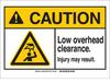 ANSI sign -- 144001