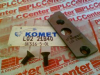 KOMET L02-21940 ( SHIM CARTRIDGE 1.6IN LENGTH .6IN HEIGHT ) -Image