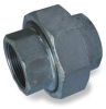 Union,1 1/4 In,Galvanized Steel -- 1MPK2
