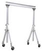Portable Gantry Crane,2000Lb,Max Ht12Ft -- 4EER5