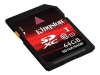 Kingston 64GB SDXC Class 10Compact Flash Card -- SD10A/64GB