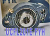 FYH Bearing 12mm UCFL201E Flanged -- kit8934