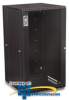 Kendall Howard 22U LINIER Swing-Out Wallmount Cabinet -- 3130-3-001-22 -- View Larger Image