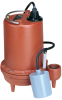 1/2 hp Mid Range Effluent Pumps -- FL50-Series - Image
