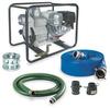 Engine Drive Pump Kit,11 HP,Honda Engine -- 7AJ19