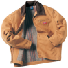 Blanket Lined Duck Jacket -- DW-758