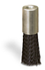 "Round Brush 5/8"" Nylon, 1/8"" Female NPT Inlet -- B536-16 -- View Larger Image"