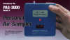 Personal Air Sampler -- PAS-3000