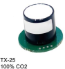 TX Carbon Dioxide Industrial Sensors with Transmitter -- TX-25