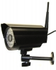 Wireless Infrared Camera with Audio