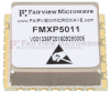 2 GHz Phase Locked Oscillator in 0.9 inch SMT (Surface Mount) Package, 100 MHz External Ref., Phase Noise -110 dBc/Hz -- FMXP5011 - Image