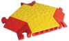 Cable Protector,Y Fitting,5Ch,Red&Yellow -- 4CEL2