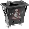 Switch, Rocker/PADDLE, SPDT, ON-OFF-ON -- 70192000