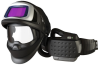 3M Adflo Welding Respirator - Assembly With Headpiece - Belt-Mounted - 051141-56161 -- 051141-56161