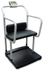 Bariatric/Handrail with Chair Seat -- 240-10-1
