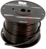 Cable, Coaxial; 23 AWG; Solid CW; 0.242in.; PVC-NC (Type II); 95% BC Braid -- 70140781