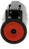 Circular / Cylindrical Connector - DTHD Series -- DTHD06-1-8S - Image