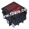 Miniature Rocker Switch -- MIRS-2101L ON-OFF - Image