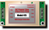 400 Series OEM Surge Protection -- 407-TS DIN, 120V, 7.5A, W/TOUCHSAFE TERMINALS & DIN RAIL