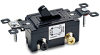 MMC, SWITCH ONLY, 40A, 2-POLE, 5HP, 600V, TOGGLE TYPE -- 4002