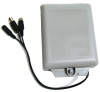 Motion Activated Portable H.264 DVR with Audio