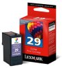 Lexmark # 29 Color Ink Cartridge -- 18C1429