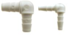 Barbed Elbow Plastic Fitting -- F-3144-80 -Image