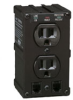 2 Outlet, Direct Plug-in, 1410 Joules, All-Metal Housing Isobar Surge Suppressor -- ULTRAFAX