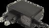Wall Plug-In European Blade AC-DC Power Supply -- SWI18-12-E - Image