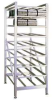 Can Rack,25In. W x 35-1/4In. D x 71In. H -- 6259 - Image