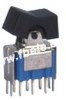 Miniature Rocker and Lever Handle Switch -- RLS-202-A2T - Image