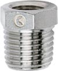 Nickel Plated Brass Pipe Fitting -- 2530 06-04