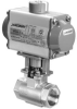 Standard Port Ball Valve -- Eliminator Series