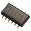 DIP Switches -- 97C08RT-ND -Image