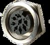 Interconnect > DIN Connectors > Standard Circular > Locking Receptacle -- SD-50LS