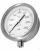 Pressure gauge -- GS