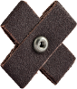 Merit AO Coarse Grit Cross Pad -- 8834184194 - Image