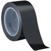 "1 1/2"" x 36 yds. Black - 3M - 471 Solid Vinyl Tape -- T966471B - Image"