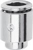 Brass Push-in Fittings - BSP/Metric Size -- 6750 4