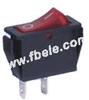 Single-pole Rocker Switch -- RS-101-1C ON-OFF