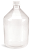 Clear Glass Safety Coated Reservoir Bottles -- 264711