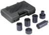 OTC 4543A 6 Piece 4wd Spindle Nut Socket Set -- OTC4543A