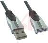 USB 2.0 Metal Shells A Plug to A Jack -15 ft - Best -- 70159518 - Image