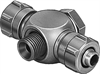 TCK-3/8-PK-9 T quick connector -- 4490