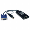 KVM Switches (Keyboard Video Mouse) - Cables -- B054-001-USB-ND - Image