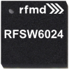 Absorptive High Isolation SPDT Switch300MHz to 6000MHz -- RFSW6024