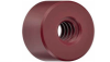 Trapezoidal Leadscrew Nut -- DryLin® RSLM -- View Larger Image