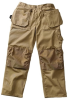 Blaklader 1630-1860-2400 38*34 Roughneck Pants With Utility -- PANTSROUKHA3834